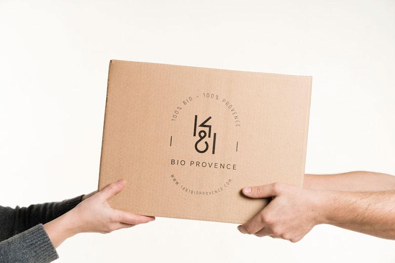 livraison 1481 Bio Provence