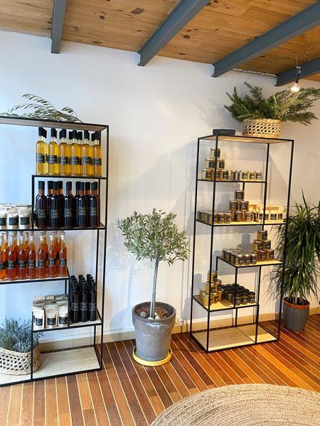showroom 1481 Bio Provence